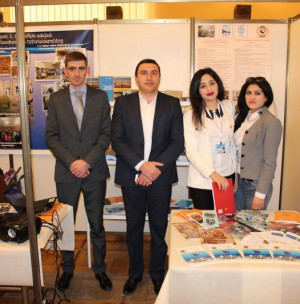 "The International Scientific-Educational Center of NAS RA at ""Education: XXI Century"" Exhibition"