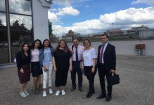ISEC Delegation Visit to University of Tuscia